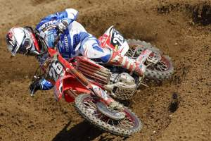 Marvin Musquin's future is either red...