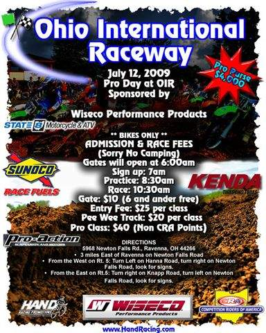 Ohio International Raceway