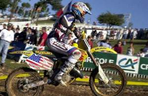 Pastrana and Roncada battled to the end in 2000