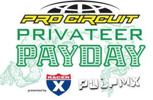 Time's running out for the Pro Circuit Payday contest