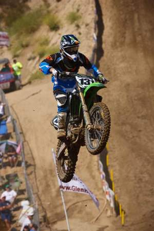 Ryan Beat will be aboard a Factory Monster Energy Kawasaki KX450F this weekend at Washougal.