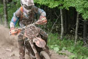 Josh Summey has ventured off-road into the GNCC series