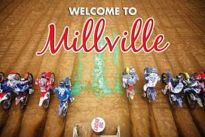 Millville looked incredible; almost like a motocross postcard!
