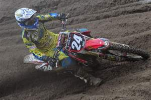 Brett Metcalfe had a solid day, going 4-2 for third overall.