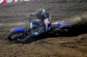 Factory replacement rider Matt Goerke pulled a Kenny Keylon at Southwick, winning the national overall.