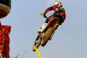 Unadilla was Byrne's second podium in three races