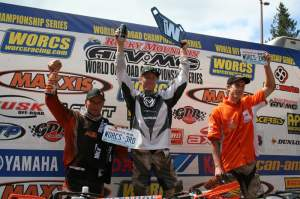 Another podium keeps Brown in the title hunt, but he has to beat Dietrich in the final 2 races to get the WORCS Championship