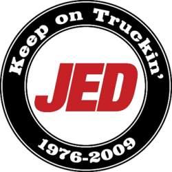 Keep on Truckin Jed
