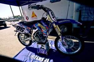Ben Lamay's missing Yamaha YZ450F