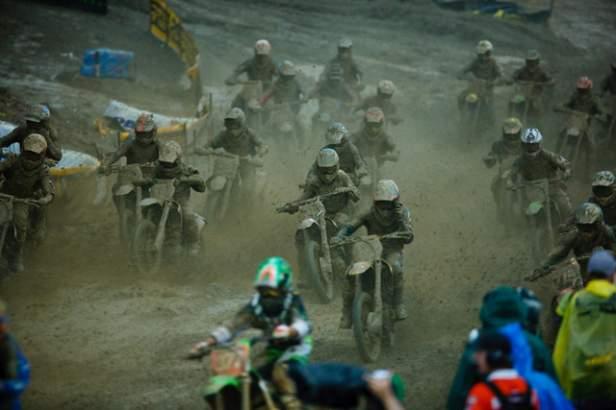 Mud start