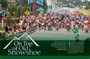 Held at one of the East Coast's premier ski resorts, the MotorcycleUSA.com Snowshoe GNCC is remarkable. With the return of former champ David Knight, the race got even better. Rachel Fluharty reports. Page 174.