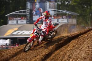 Futrell finished second overall in the 250 A class at Loretta Lynn's.