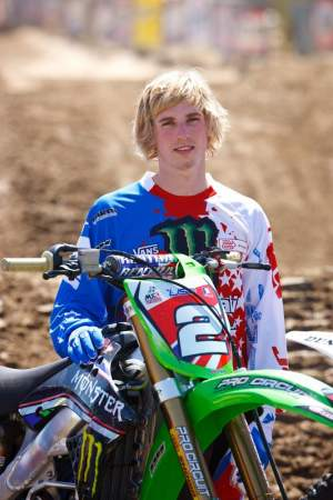 Weimer won three 250 overalls after a rough start outdoors.