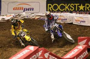 Does the tight course favor a 250 or 450?