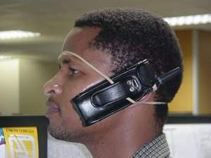 Hands free!