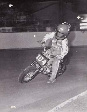 Jeff Ward was a household name long before he ever raced professionally.