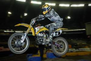 JSR has left the 450 behind in favor of a 250F, since that's what most of his students ride.