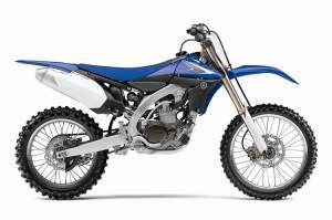 The Canadian journalists will meet the new YZ450 in Montreal.