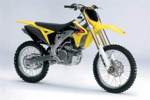 The 2010 Suzuki RM-Z 250 exists, but you can't find one in the U.S.