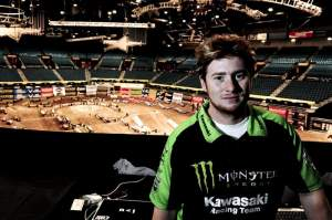 According to the bookies, Ryan Villopoto has 20:1 odds this weekend.