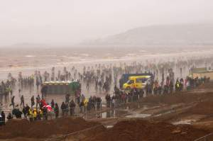 The Weston Beach race has been postponed indefinitely.