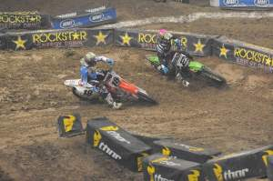Good to see Millsaps on the box right where you expect him to be and good to see RV2 back at the races.