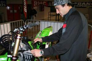 Nick Wey's on a Kawasaki this week, Anstie is going to a Yamaha, what's the fate of J-Law Racing?