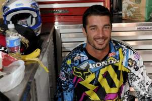 Reardon will no longer be with GEICO Powersports Honda in 2010.