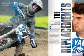 When Matt Goerke won the second moto at Southwick on a borrowed factory bike, he set a significant precedent. There's never been a better time to not have a factory ride, as Jason Weigandt explains. Page 152.
