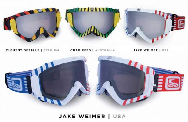 Scott USA Motocross of Nations goggles