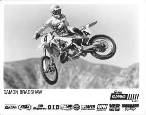 This was the Beast's year! If only the L.A. riots hadn't happened, if he hadn't hurt his knee at Red Bud, if the final SX race wasn't held during the day... if only.