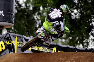 Weimer won at Colorado, RedBud (pictured) and Budds Creek outdoors.