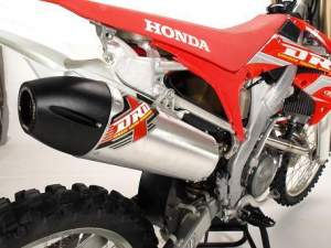 DRD 2010 CRF250 Exhaust System