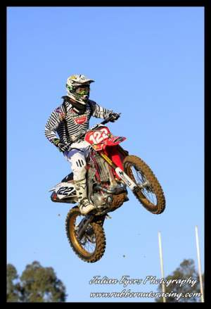Dan Reardon is the surprise points leader in the series Chad Reed was heavily favored to win.