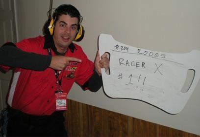 Mechanic (Vote at facebook.com/racerxonline)