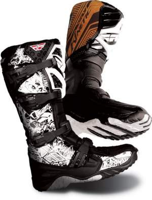 Fly Racing Kinetic MX Boots