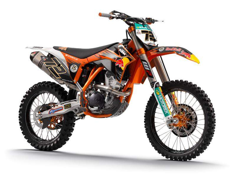 ktm officially unveils the 350 sx f racer x online. Black Bedroom Furniture Sets. Home Design Ideas
