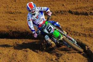 Gautier Paulin will be riding the January rounds of the 2010 Monster Energy AMA Supercross Series.