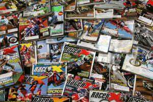 Want to buy a whole collection of Racer X magazines?