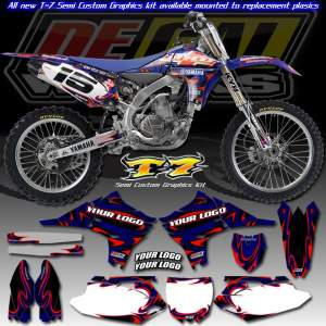 DeCal Works Semi-Custom Graphics Kits