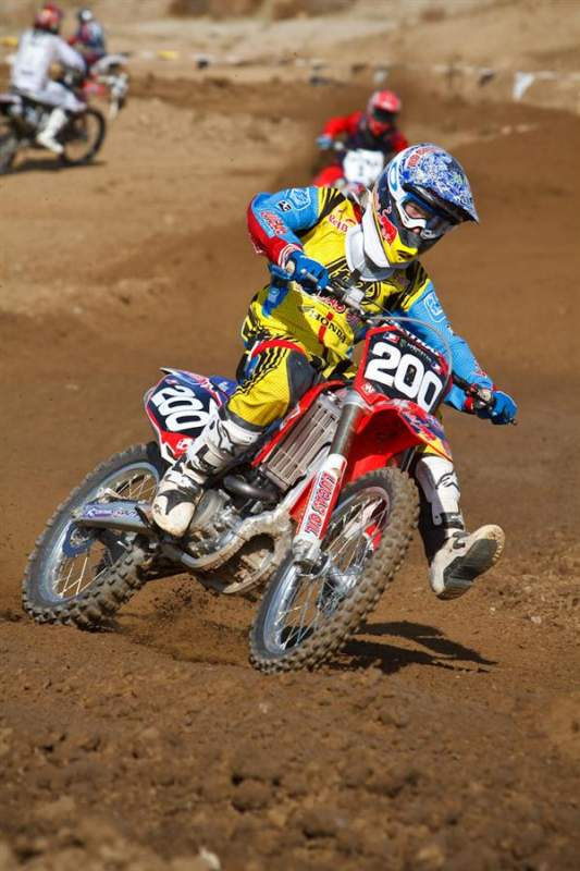 Team TLD's Cole Seely