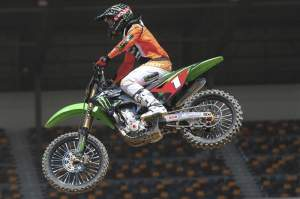 Chad Reed's move to Kawasaki was one of the more unexpected changes for 2010.