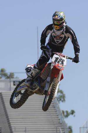 Millsaps finished second to Chad Reed last weekend in Australia.
