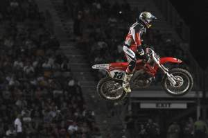 Millsaps will be part of a very strong 450 Supercross field this winter.