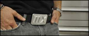 MX Belt Buckle