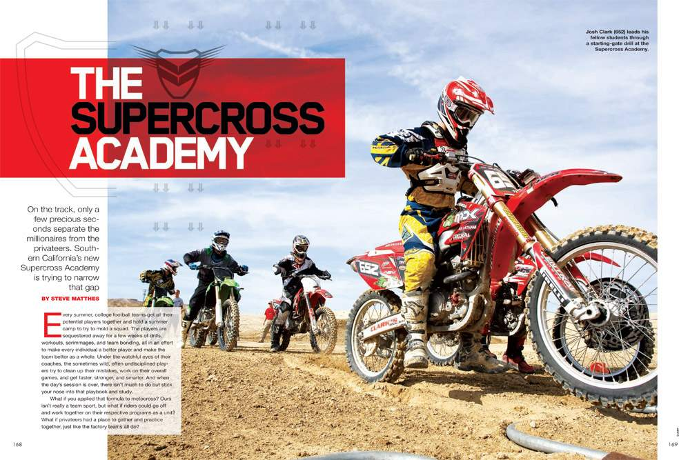 The Supercross Academy