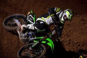Ryan Villopoto wants to pick up where he left off last season.