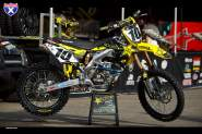 2010 SX Bikes