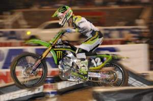 Jake Weimer won his second race in a row.