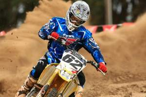 Thomas will be returning to AMA Supercross this weekend in Phoenix aboard his BTOSports.com/BBMX/Palmetto Suzuki